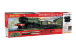 R1184 Hornby Western Express Digital Train Set with eLink and TTS sound loco Set